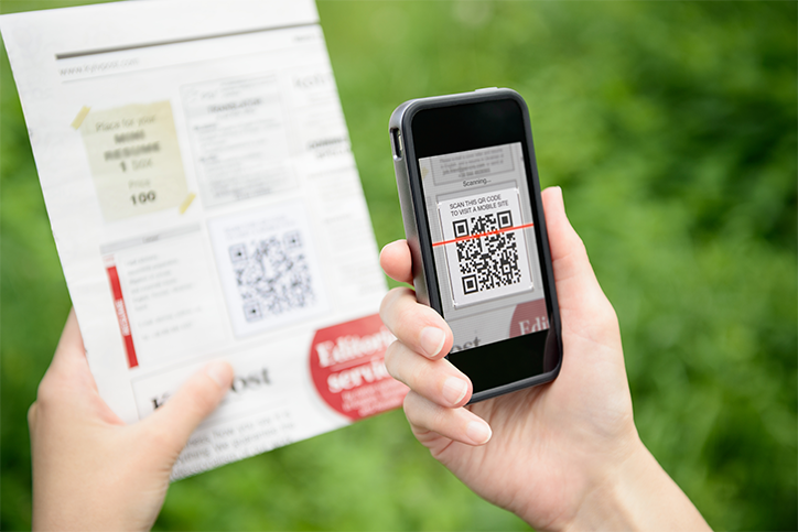direct mail and mobile technology coupon