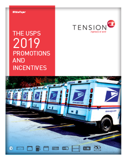 Tension USPS 2019 promotions white paper