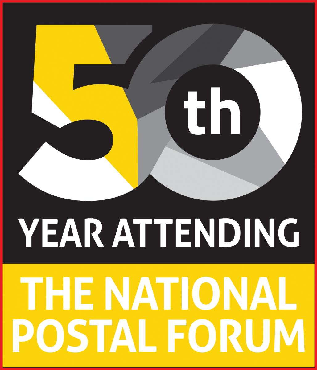 Tension 50th year at National Postal Forum