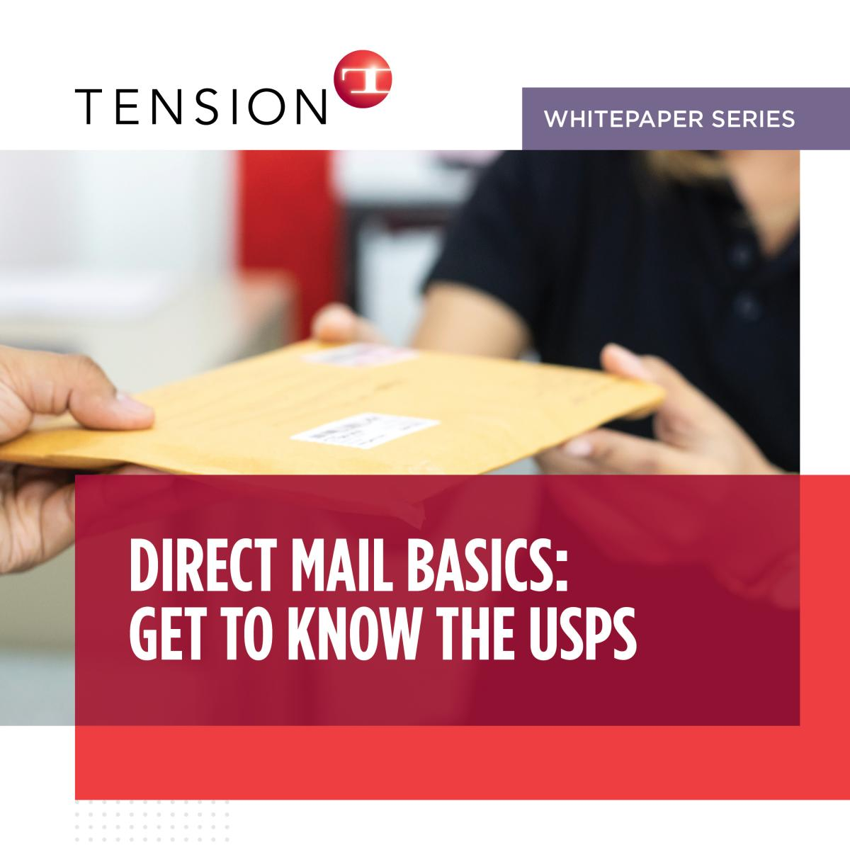 Get to Know the USPS white paper cover