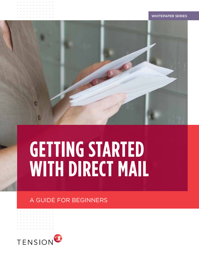 getting started with direct mail white paper cover