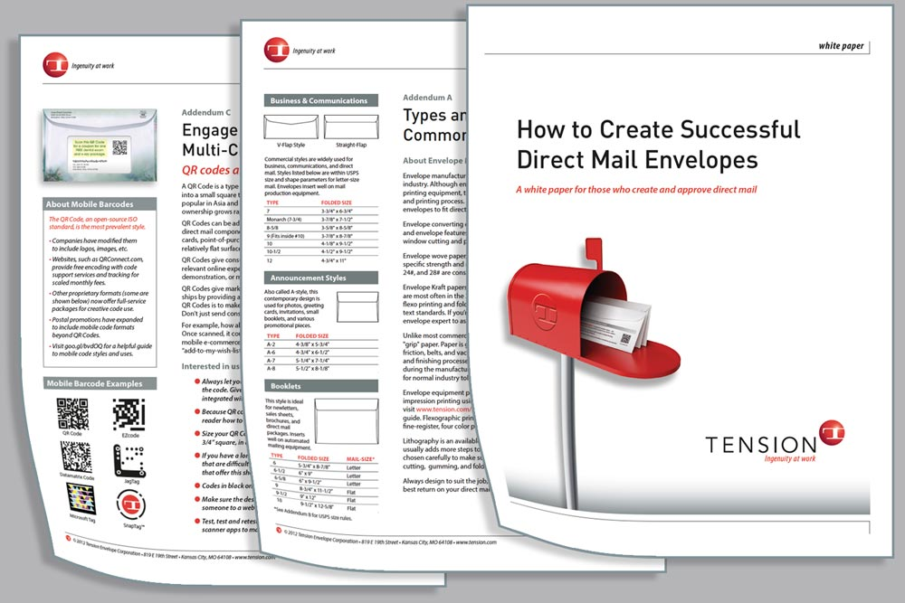 Direct Marketing Industry Reports - Marketing White Papers | Tension