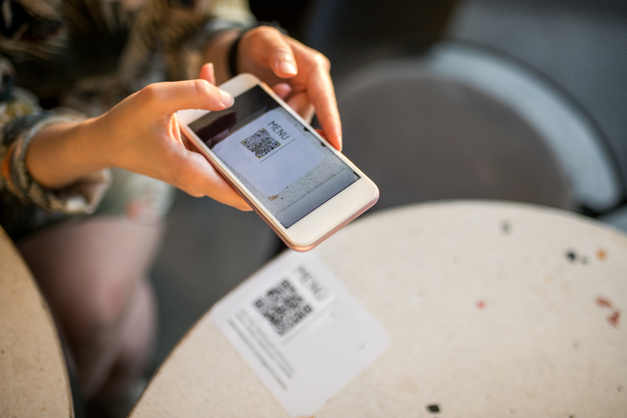 QR Code for 2021 Mobile Shopping Promotion