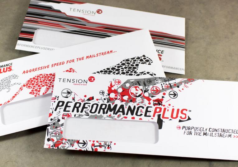 performance plus envelopes