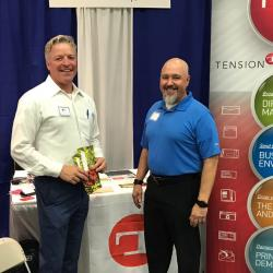PCC Week 2018 and Tension booth