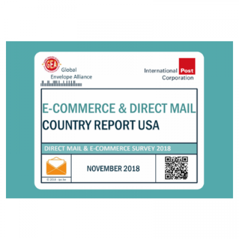 Global Envelope Alliance report on direct mail and e-commerce