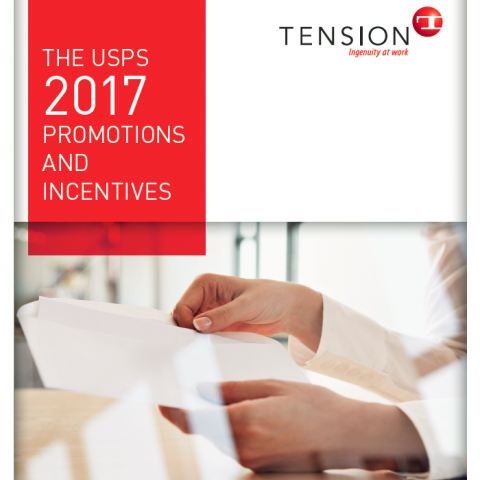Tension's USPS 2017 Promotions & Incentives White Paper