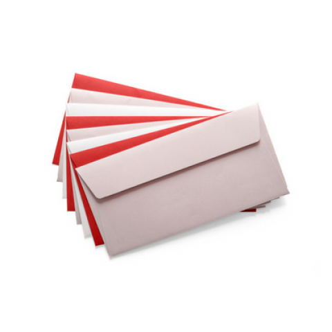 direct mail envelope flaps