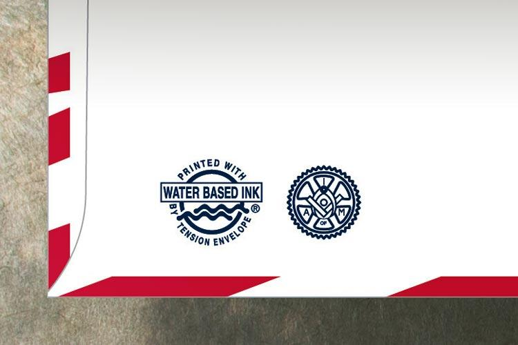 SFI and FSC stamps