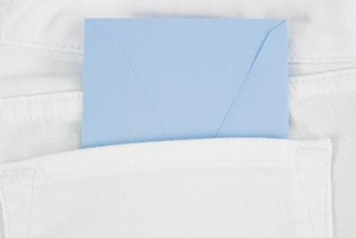 envelope seams