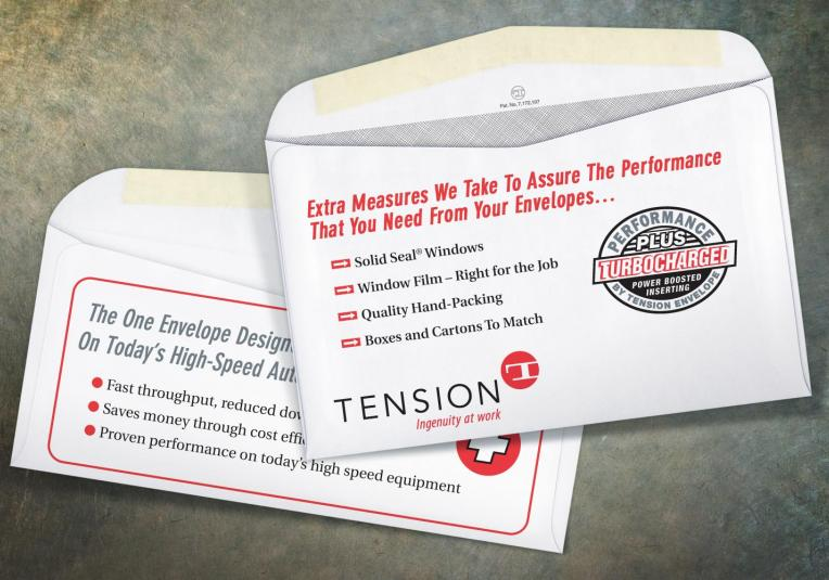 Performance Plus™ mail envelopes