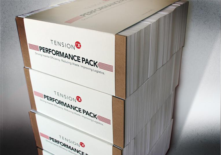 Performance Pack stack